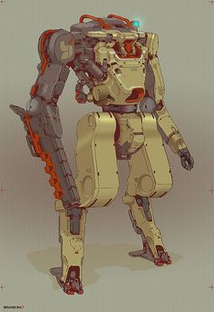 ArtStation - Recoil, by Brian Sum