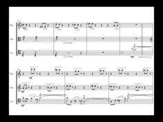 Leçons de Ténèbres, op. 59 (Thierry Machuel) - Suivi de partition - YouTube