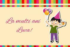 La mulți ani, Luca - Felicitari de zi de nastere pentru Luca - mesajeurarifelicitari.com Family Guy, Fictional Characters, Art, Art Background, Kunst, Fantasy Characters, Art Education