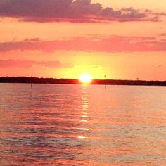 Beautiful sunset! Lavallette NJ