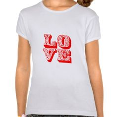 fancy shirts | Fancy Red Love Square Shirts | Zazzle