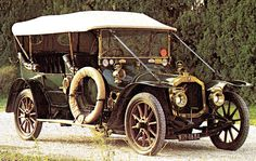 1914 De Dion-Bouton Maintenance/restoration of old/vintage vehicles: the material for new cogs/casters/gears/pads could be cast polyamide which I (Cast polyamide) can produce. My contact: tatjana.alic@windowslive.com