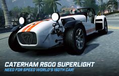 Need for Speed World - Home
