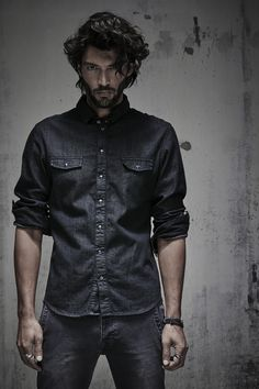Paying attention only to one's instincts || Go and discover the Deepend style, fashion for male ...