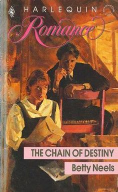 The Chain of Destiny by Betty Neels: Besides the Bible, this is my most favorite book.