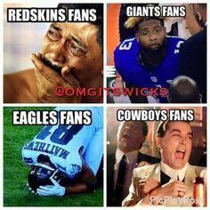Jajajaja Go Cowboys!!