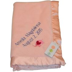 1000 Images About Personalized Baby Blankets On Pinterest