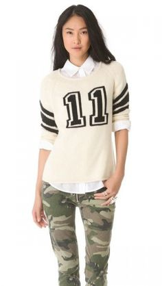 20 Varsity Style Pieces To Add To Your Wardrobe | theglitterguide.com