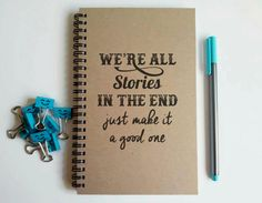 Check out this item in my Etsy shop https://www.etsy.com/listing/243341804/writing-journal-spiral-notebook-cute