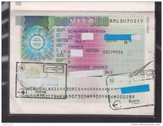 Expired CROATIA passport with two visas of USA three Schengen visas and visa of U.K.Former user known Croatian journali - Delcampe.com http://www.delcampe.com/page/item/id,0272291868,language,E.html