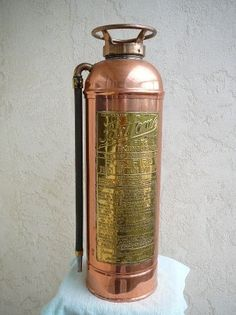 VINTAGE COPPER TANK - Google Search