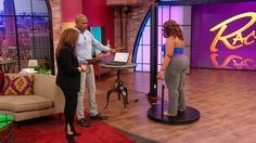 Our pal, Dr. Ian Smith has been helping out Michael Strahan\''s parents\'' lose some unwanted pounds. Dr. Ian recently made a huge commitment to help 7,000 members of his Chicago Church lose weight and live healtheir lives.Plus, we meet...