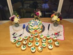 Momma's cakes