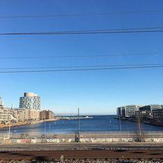 Goodbye to Copenhagen! Hope Barcelona is this sunny