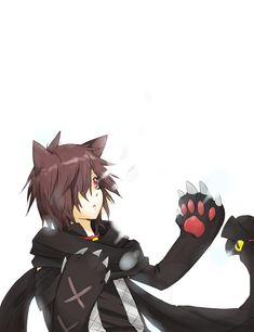 Pandora Hearts - Cheshire Cat- i would so like to cosplay him