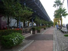Estação das Docas. Belém do Pará - Brasil