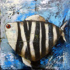 Pascal Merlet - Pez tigre