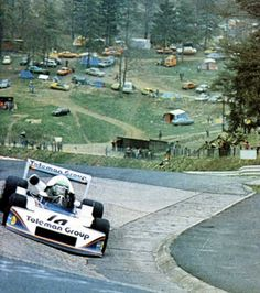 Brian Henton, March 782, Nürburgring