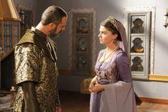 Pelin Karahan Actress Muhteşem Yüzyıl & Mihrimah Sultan