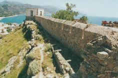 Paleochora Fort (Castel Selino) - Travel Guide for Island Crete, Greece The Turk, Crete Greece, Forts, Palaces, 16th Century, Venetian, Wwii, Castles, Travel Guide