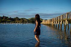 The longest footbridge in Northland, NZ