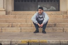 Passenger by Edgar Bahilo Rodríguez on Hipster, Portrait, Face, People, Model, Beauty, Style, Fashion, Swag