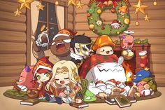 책읽어주는 시그너스 Maplestory 2, Doritos, 2d Art, Best Games, Online Games, Free Games, Games To Play, Bowser, Chibi