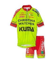 MOA FOR PROFI TEAMS Coordinato Sportivo Christina  [Lime/Rosso]