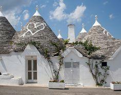 Alberobello: Το χωριό των χόμπιτ