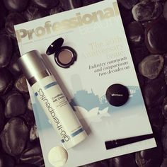 """Look what Professional Beauty Magazine are saying about glō minerals and glō therapeutics """"delivers radiant beauty and healthy, glowing skin"""" #professionalbeautyaustralia #professionalbeautymagazine #professionalbeauty"""