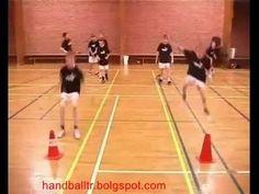 Training program for handball small part 3 - YouTube