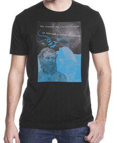 Men's John Muir Yosemite shirt by ClosetOfMysteries on Etsy, $20.00