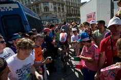 The gauntlet is down, now onto the start ramp for the 2012 Giro d'Italia!
