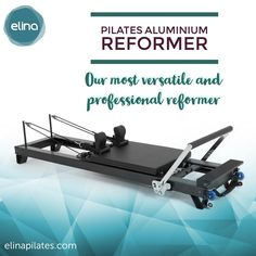 "2 Me gusta, 1 comentarios - Elina Pilates (@elinapilatesus) en Instagram: ""Elina Pilates most versatile and professional reformer. Incredibly adaptable and durable, superior…"" Pilates Equipment, Gym Equipment, Instagram, Workout Equipment"
