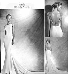 Vanila | 2016 Atelier Pronovias