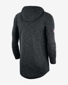 Nike Dri-Fit On-Field (Nfl Raiders) Men s Hooded Long Sleeve Top 0f7aeae5f