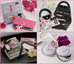 Most Popular Party Favors for Bridal Shower and Girls Party from HotRef.com #bridalshower #mostpopular