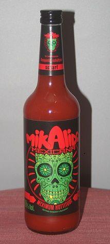 Mikalido Mexicana scharf