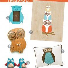 Owls baby nursery themes ideas