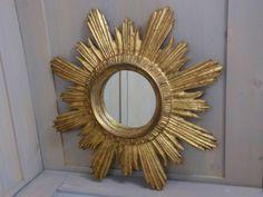 NP11-Gorgeous-Wooden-Starburst-Sunburst-Wall-Mirror-Mid-Century-Italy-1960-s