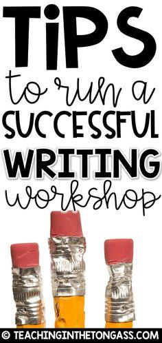 Writing Workshop - T