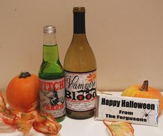 Customize your treats this Halloween!