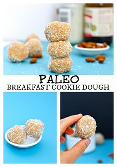 Paleo Cookie Dough