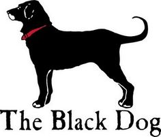 the black dog.. I didn't grow up going down the cape, but I wish I did!