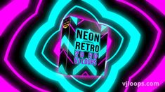 Neon Retro -20 HD visuals perfect for LEDS displays!  #vjloops #animation #motiongraphics #mapping #patterns #video #art #neon #retro #design #visuals #CGI #VFX #colorful #geometry #aftereffects #glow #LEDS #stage #backgrounds #1080p #vj #loops #HD #EDM