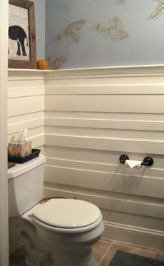 20 Modern Wainscoting Styles With Image Wainscoting Styles
