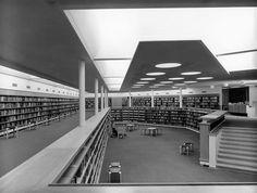 Wolfsburg Cultural Center, Germany (1958-62) | Alvar Aalto
