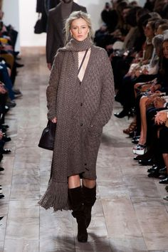 Michael Kors Fall 2014 #nyfw