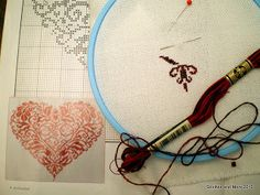 Stitches and More: A New Start - Need to track down which Just Cross Stitch magazine this pattern is in.