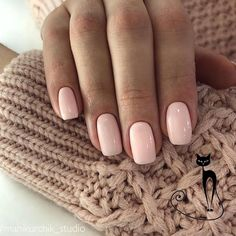 Image about nails in Makeup 💄💋💅💇 by ️️️HannieBee,Uploaded by L☽ U♆N☽A. Find images and videos about nails on We Heart It - the app to get lost in what you love. Classy Nails, Fancy Nails, Stylish Nails, Simple Nails, Cute Nails, Pretty Nails, Manicure Simple, Simple Wedding Nails, Milky Nails